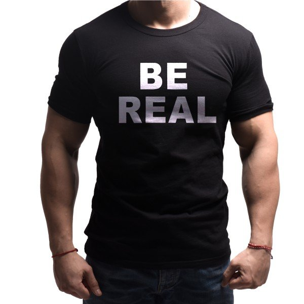 be-real-born-lion-boxing-tshirt