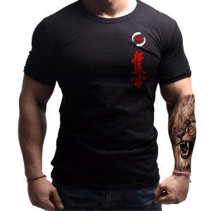 kyokushin-born-lion-karate-tshirt-front