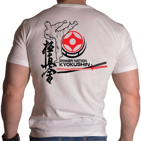 kyokushin-born-lion-karate-tshirt-white