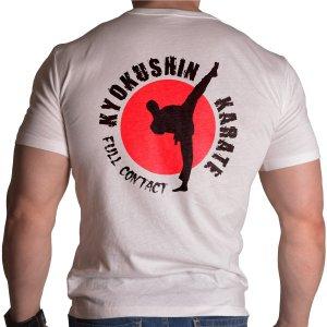 kyokushin-born-lion-karate-tshirts