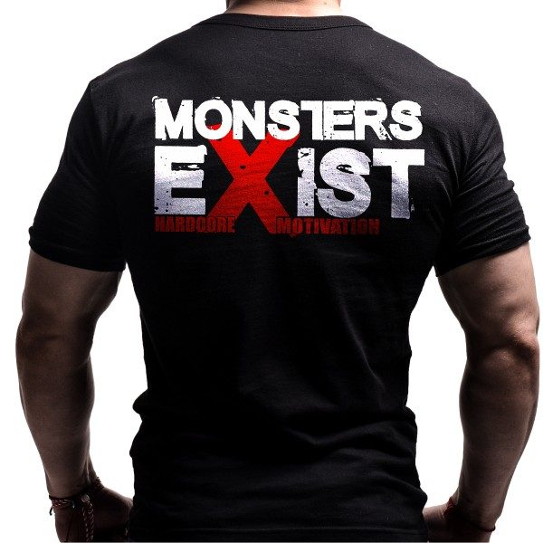 monster-born-lion-fitness-tshirts