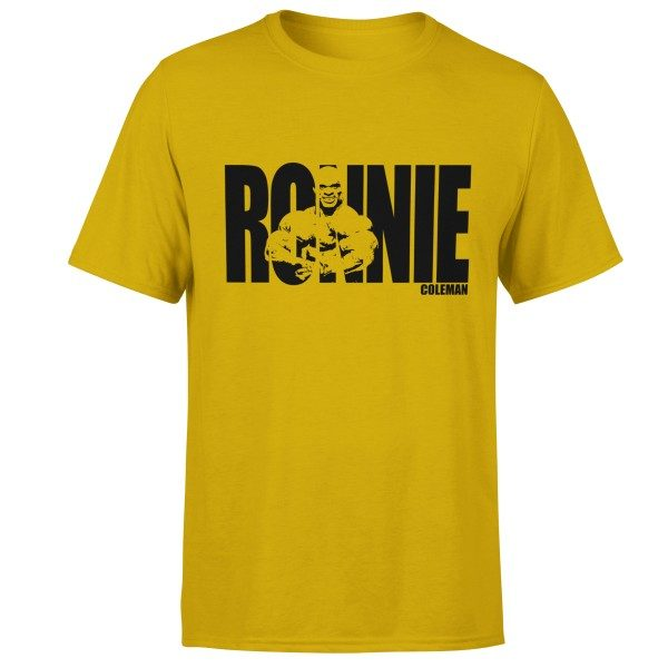ronnie-coleman-born-lion-fitness-tshirt-yellow