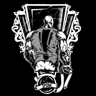 bornlion-custom-design-tshirt-pow