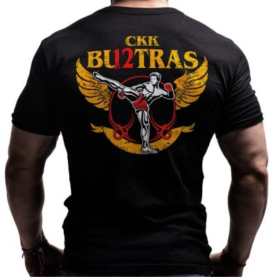bultras-kickboxng-custom-design-clothing-born-lion-back