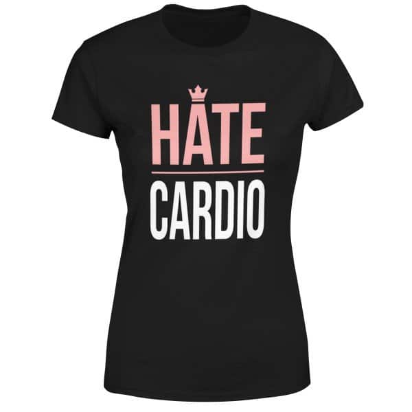 hate-cardio-fitness-women-tshirt-born-lion