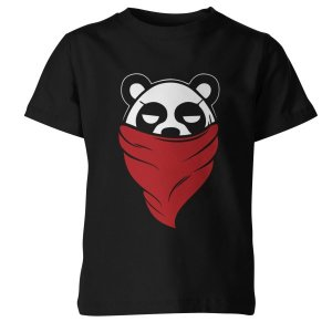 panda-kids-tshirt-born-lion-front