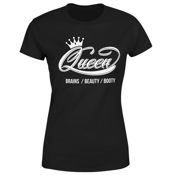 queen-tshirt-fitness-women-born-lion-white
