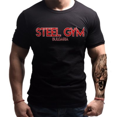 steel-gym-fitness-custom-design-born-lion-front