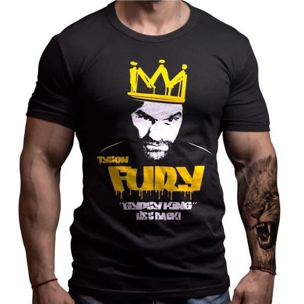 tyson-fury-bornlion-boxing-tshirt