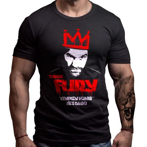 tyson-fury-boxing-bornlion-tshirt