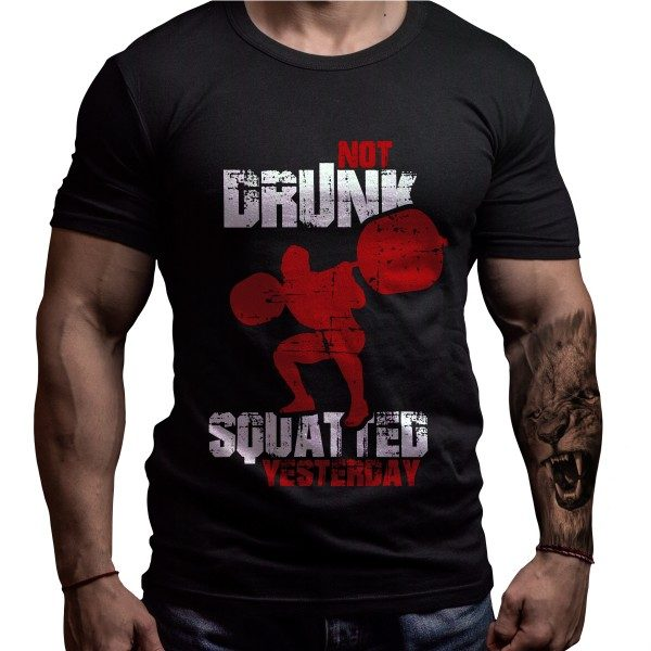 squat-powerlifting-tshirt-born-lion