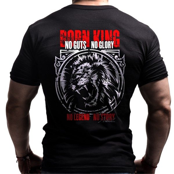 born-king-mma-tshirt-born-lion