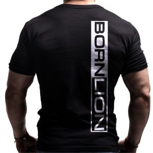 born-lion-tshirt-back