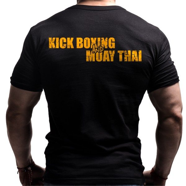 kickboxing-tshirt-born-lion-back