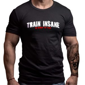 train-insane-gym-tshirt-bornlion