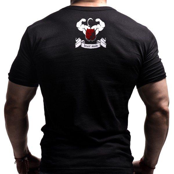 train-insane-tshirt-fitnes-gym-bornlion-back