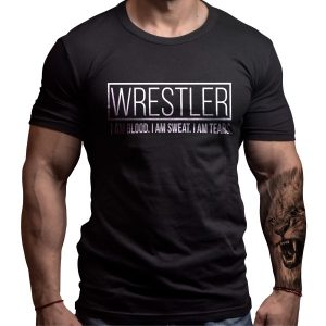 wrestler-tshirt-born-lion