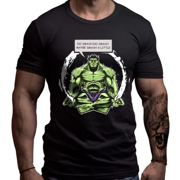 hulk-no-smash-fitness-tshirt-born-lion