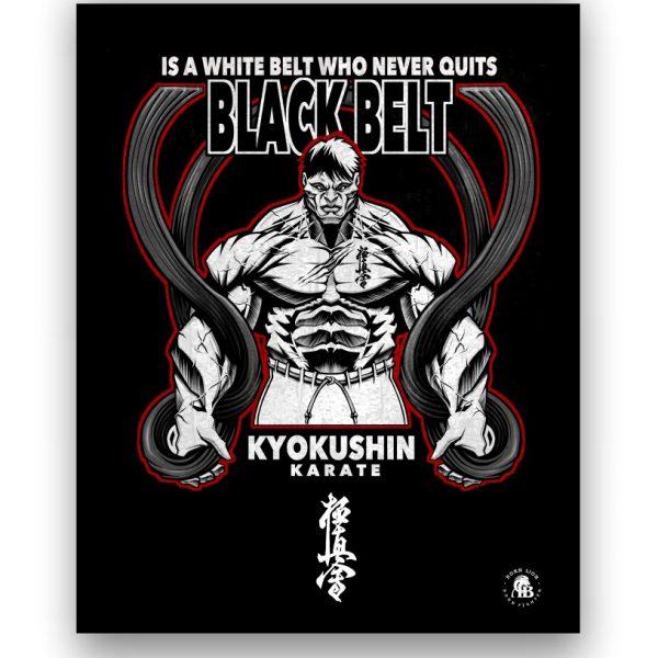 black-belt-kyokushin-print-bornlion