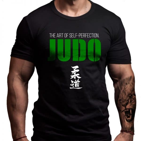 judo-green-belt-tshirt-design-born-lion