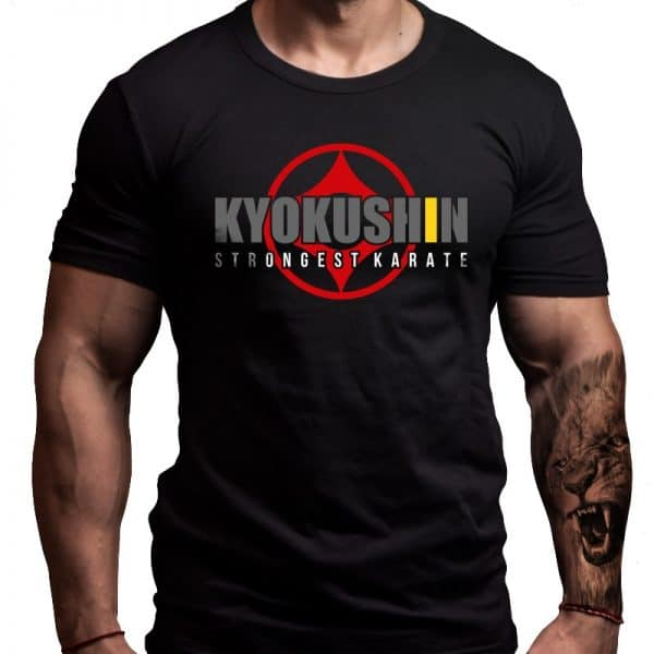kyokushin-karate-black-belt-t-shirt-design-born-lion---