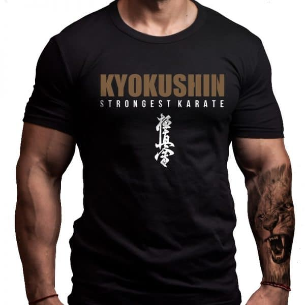 kyokushin-karate-brown-belt-tshirt-design-born-lion-tshirt
