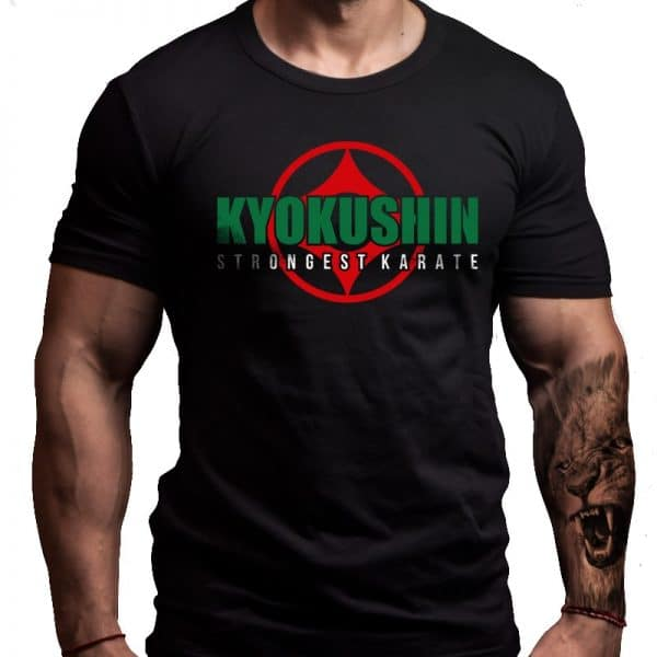 kyokushin-karate-green-belt-tshirt-design-born-lion------