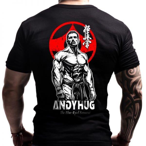 andy-hug-tshirt-design-bornlion-kyokushin