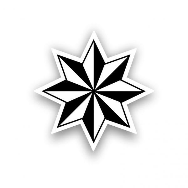 Thieves-star-stickers-born-lion--